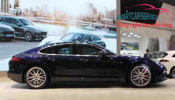 gara sửa chữa xe Porsche